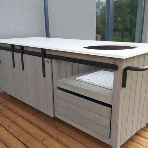 Barbecue table (we make according to individual orders)