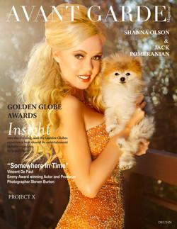 AVANT GARDE Magazine December January Is