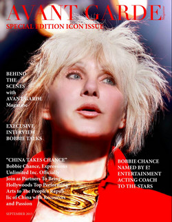 Avant Garde Magazine Special Edition Sep