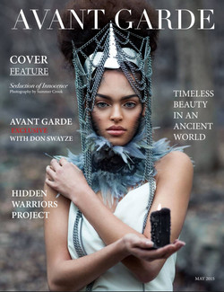 Avant Garde Magazine May Issue 2015