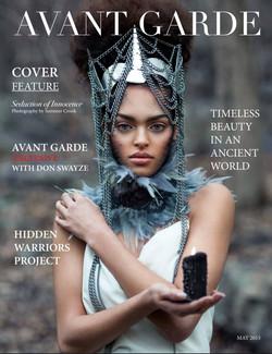 Avant Garde Magazine May Issue 2015