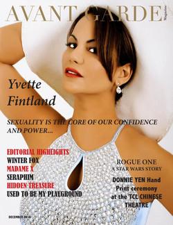 AVANT GARDE Magazine December Issue 2016