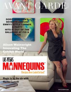 AVANT GARDE Magazine September Issue 201