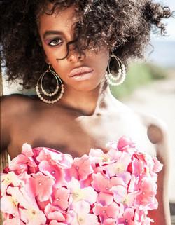 Avant Garde Magazine Models Reign