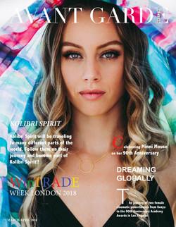 Avant Garde Magazine March April Issue 2018