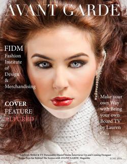 Avant Garde Magazine June Issue 2015