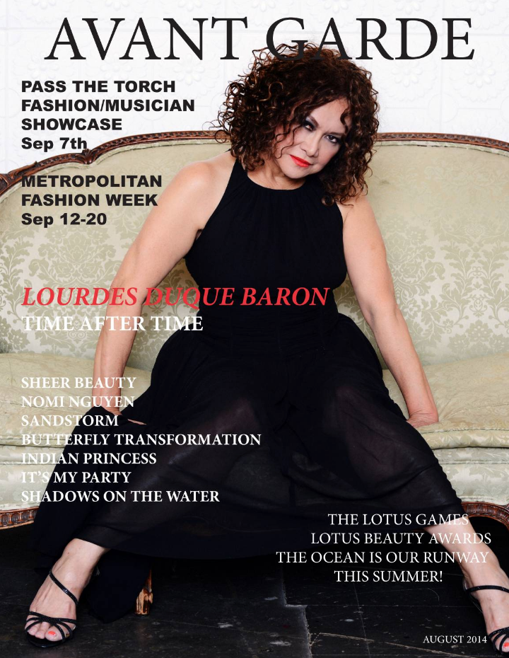 Avant Garde Magazine August Issue 2014