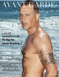 AVANT GARDE Magazine August Issue 2016