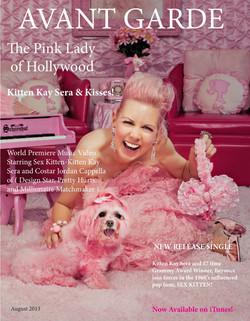 Avant Garde Magazine August Issue 2013