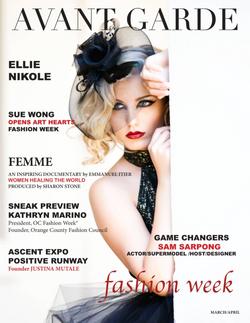 AVANTGARDEMagazineMarchAprilIssue2015