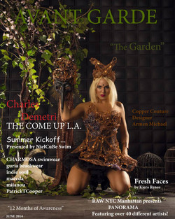 Avant Garde Magazine June Issue 2014