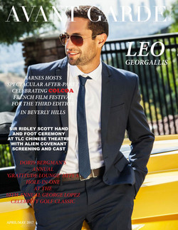 AVANT GARDE Magazine April_May Issue 2017