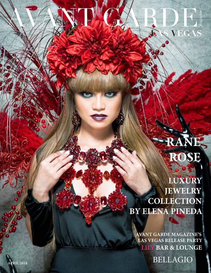 Avant Garde Magazine April Issue 2016 La