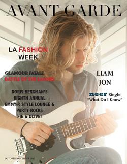 AVANT GARDE Magazine October_November Issue 2017
