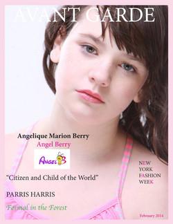 Avant Garde Magazine February Issue 2014