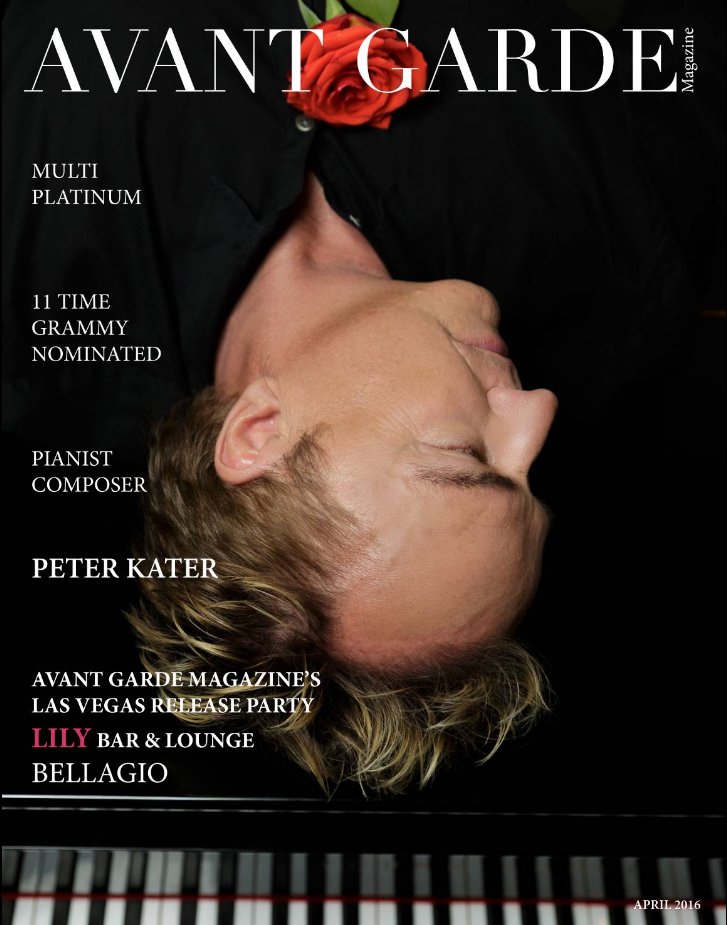 Avant Garde Magazine April Issue 2016