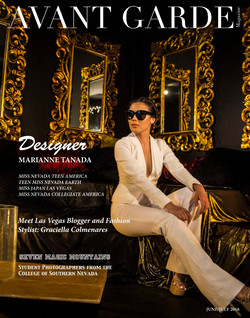AVANT GARDE Magazine June July Las Vegas