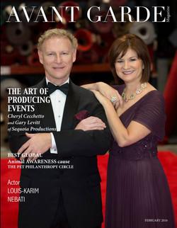 Avant Garde Magazine February Issue