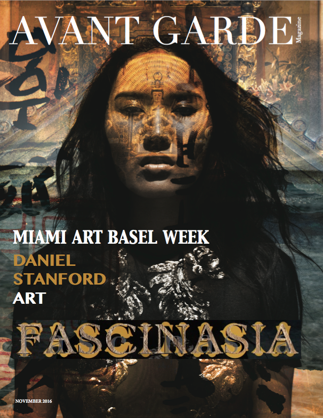 Miami Art Basel Week 2016 Daniel Stanfor