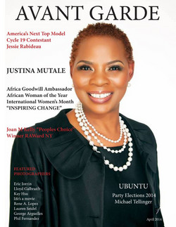Avant Garde Magazine April Issue 2014