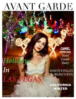Avant Garde Magazine December Issue 2017