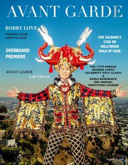 Avant Garde Magazine May June Issue 2018
