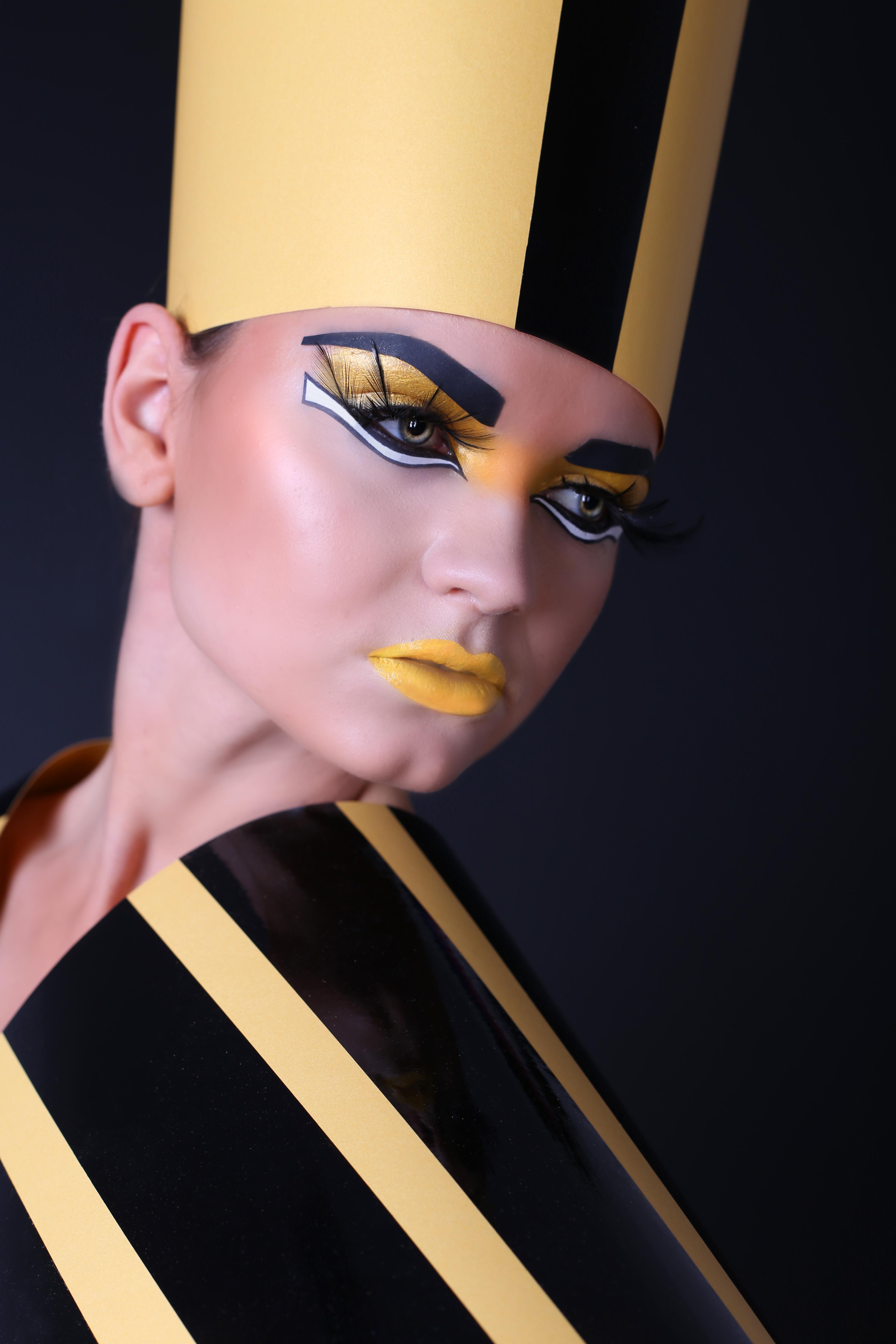 make-up/outfit: Gabriela Ganczarska