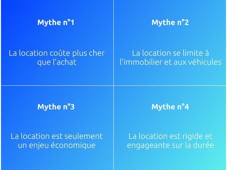 4 mythes sur la location