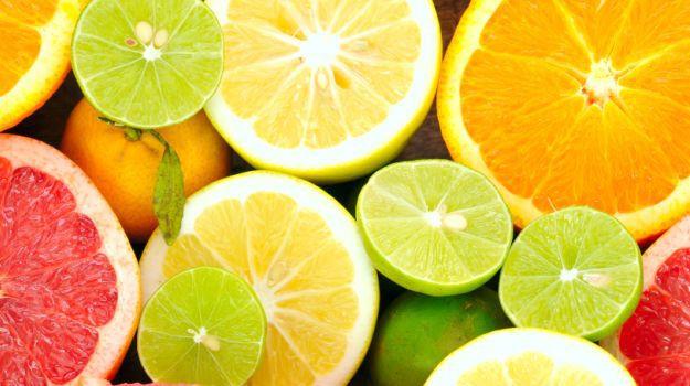 Frutas cítricas possuem muita vitamina c