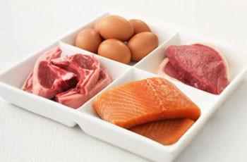aminoácidos presentes em ovos, peixes, carnes magras