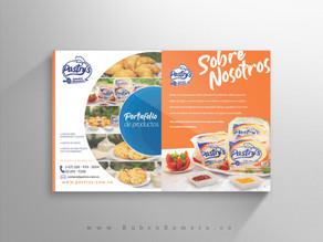 Diseño de portafolio de servicios - Brochure Digital Interactivo
