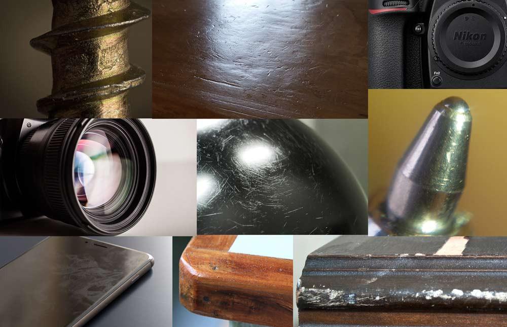 Referencias para creación de materiales 3D realistas