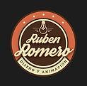 Logo Ruben Romero - Diseño y Animación en Medellin