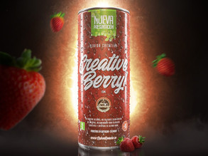 Render de producto: Bebida Creativa