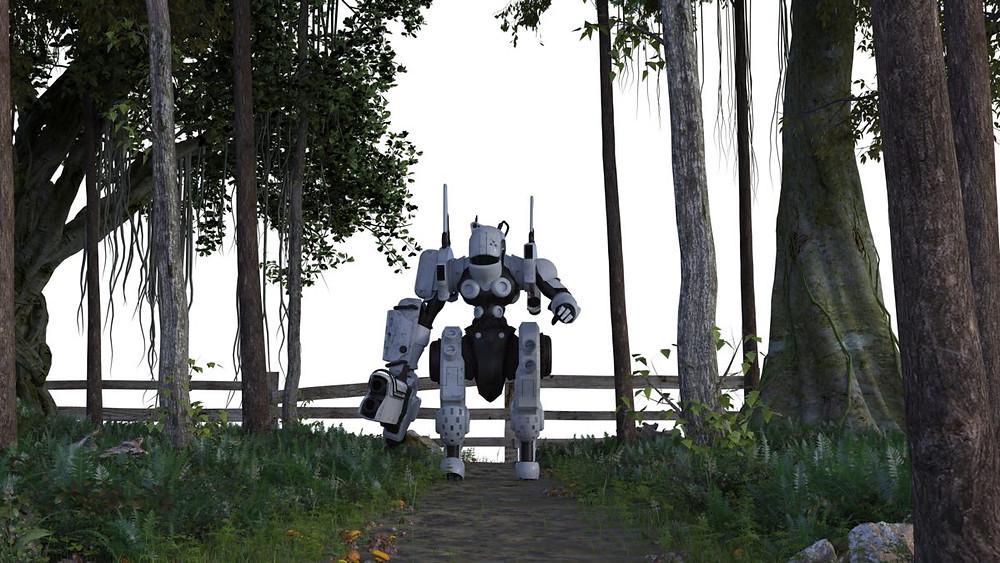 Render base Escenario 3D