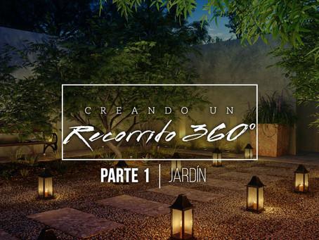 CREANDO UN RECORRIDO VIRTUAL INTERACTIVO 360° EN MEDELLIN - PARTE 1