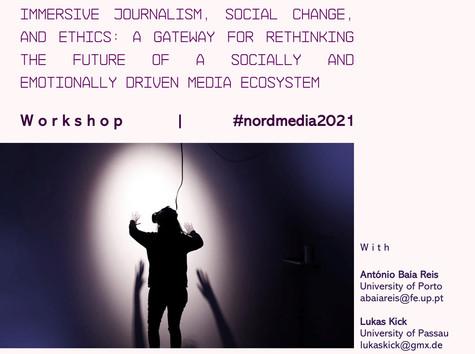 Workshop | Nordmedia 2021