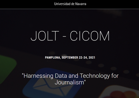 Conference | JOLT-CICOM 2021