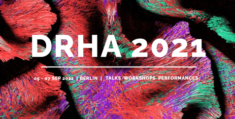 Art installation and Conference | DRHA 2021
