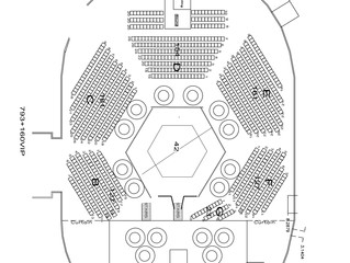 Rite of Passage Seating Chart