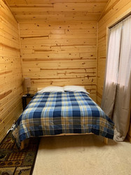 _Other_ cabin new bedroom off of bunkroo