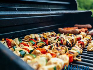 It's Time To Fire Up The Grill: 4 Simple Safety Steps