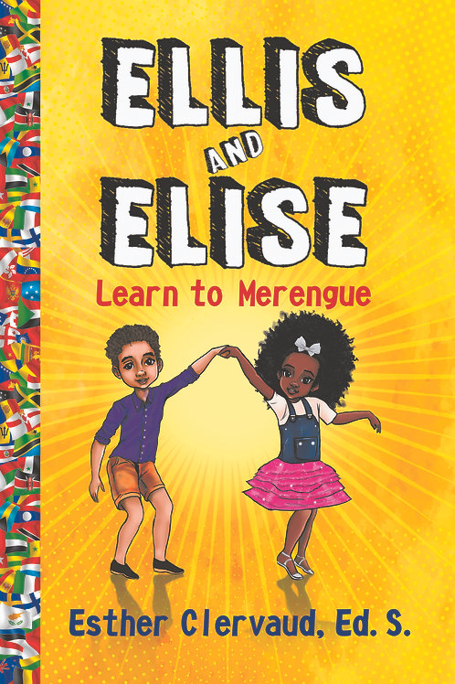 Ellis and Elise Learn to Merengue