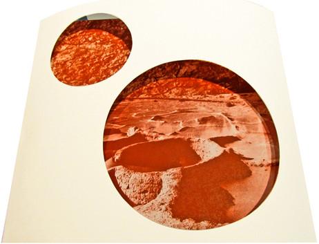 Exposición Tulor, geometría circular