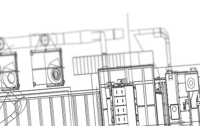 image of project plan drawings