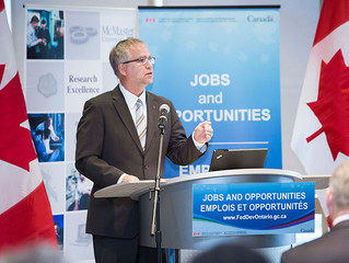 FedDev Ontario's Contribution to Canadian Manufacturers & Exporters (CME)