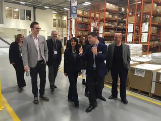 FedDev Ontario highlights SMART program success / souligne la réussite du programme SMART