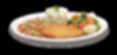 Steak_Vegetariano_Salada_Feijão_Fradinho