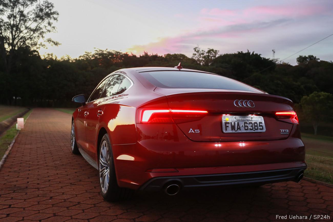 Audi A5 Sportback Ambition Plus - Foto F