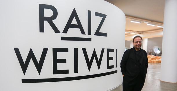 Raiz Weiwei - Foto Fred Uehara-SP24h (90